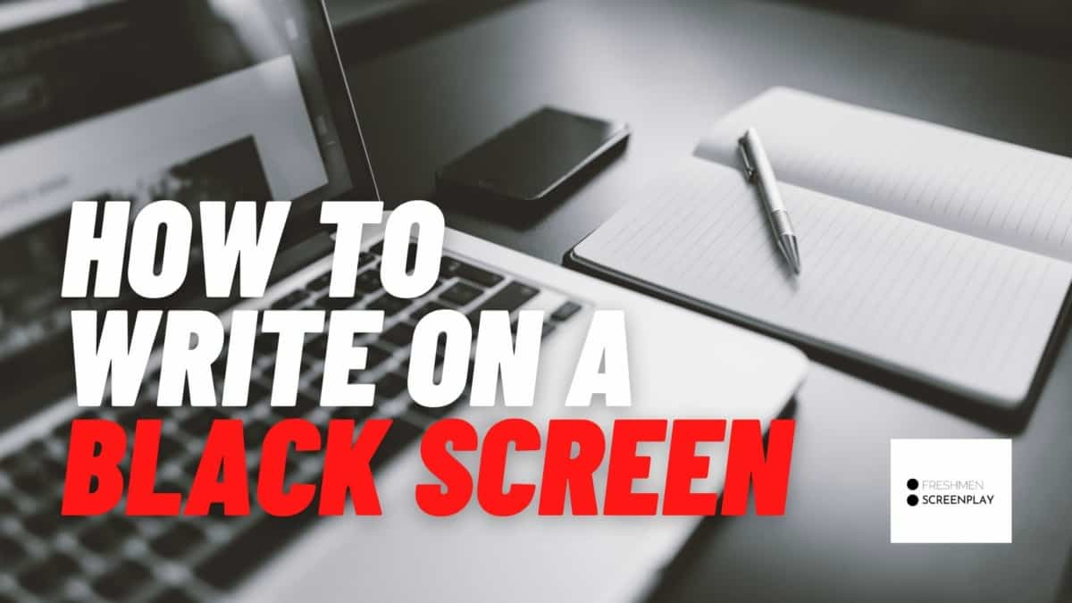Over Black in a Screenplay Simply Explained