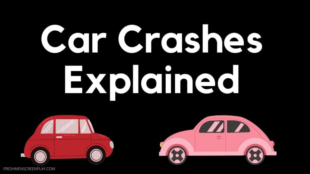 How to write a car crash in a screenplay