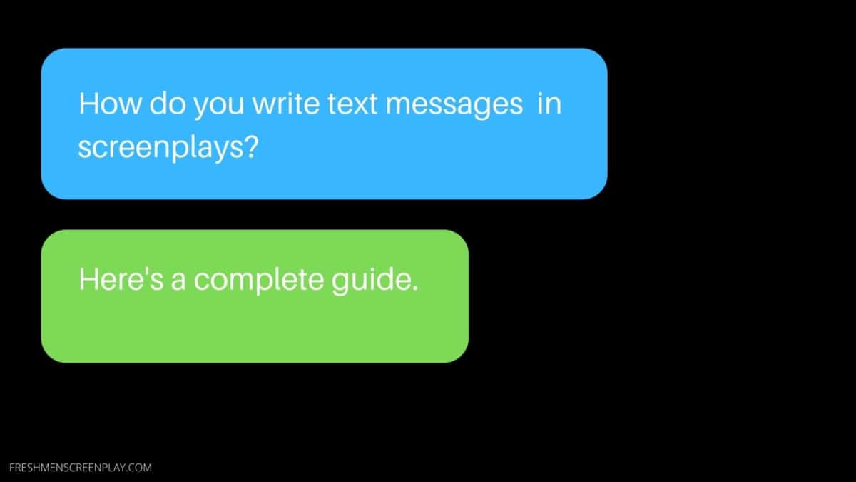 text-messages-in-scripts