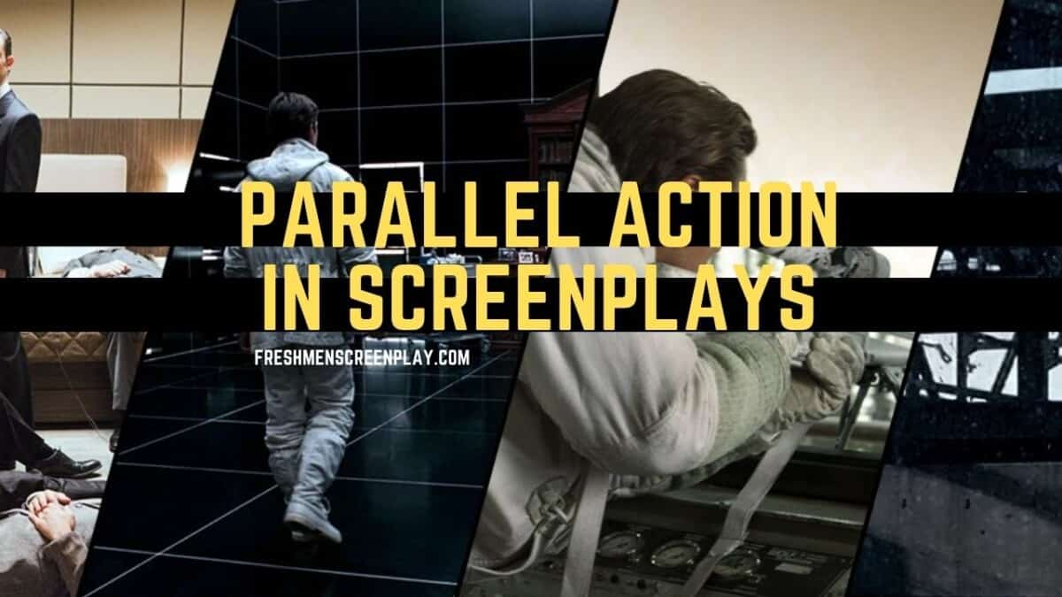 How to Write Parallel Action in a Script