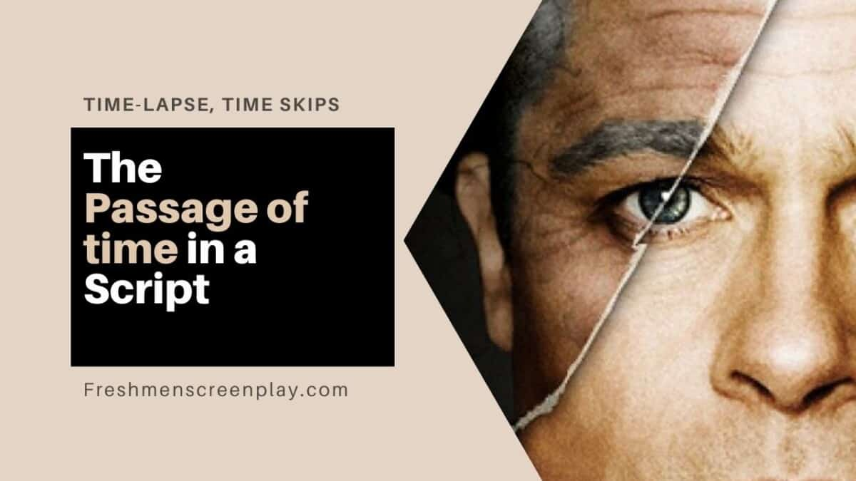 How to Show Passage of Time in a Screenplay