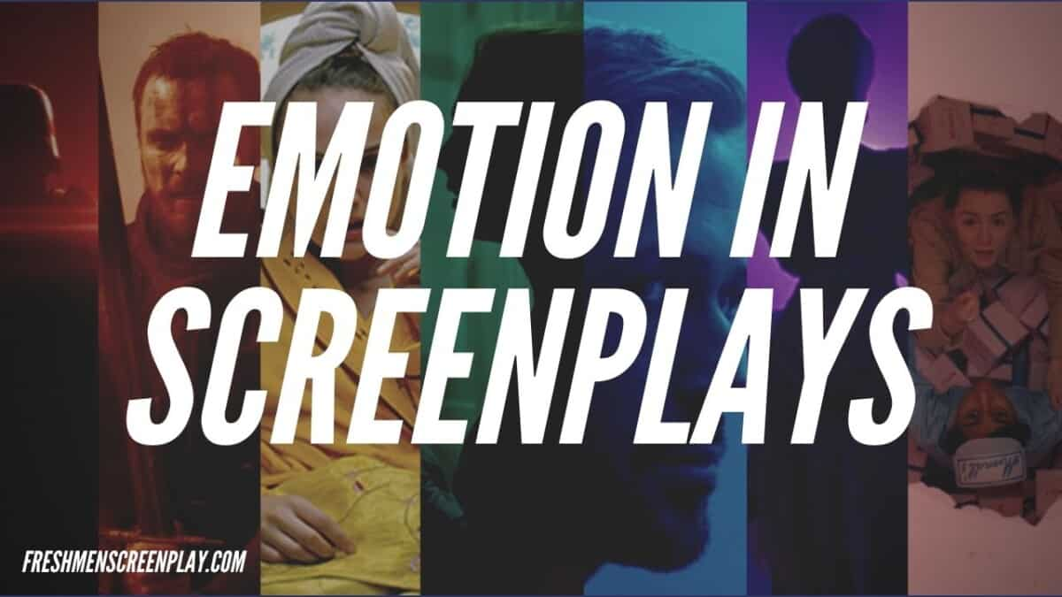 How to Write Emotions in Screenplays