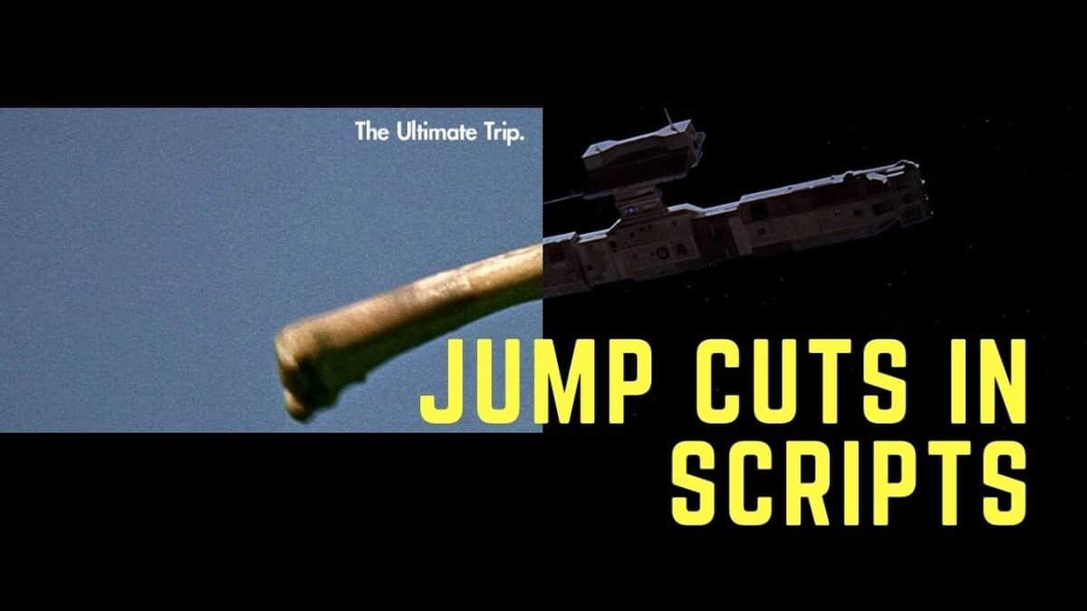 How to Write Jump Cuts in a Screenplay